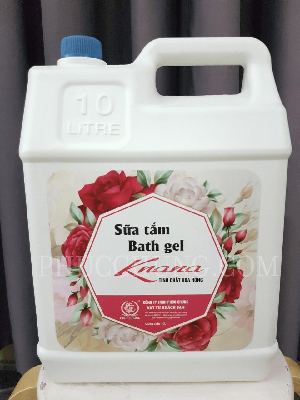 Sữa tắm Phúc Chung