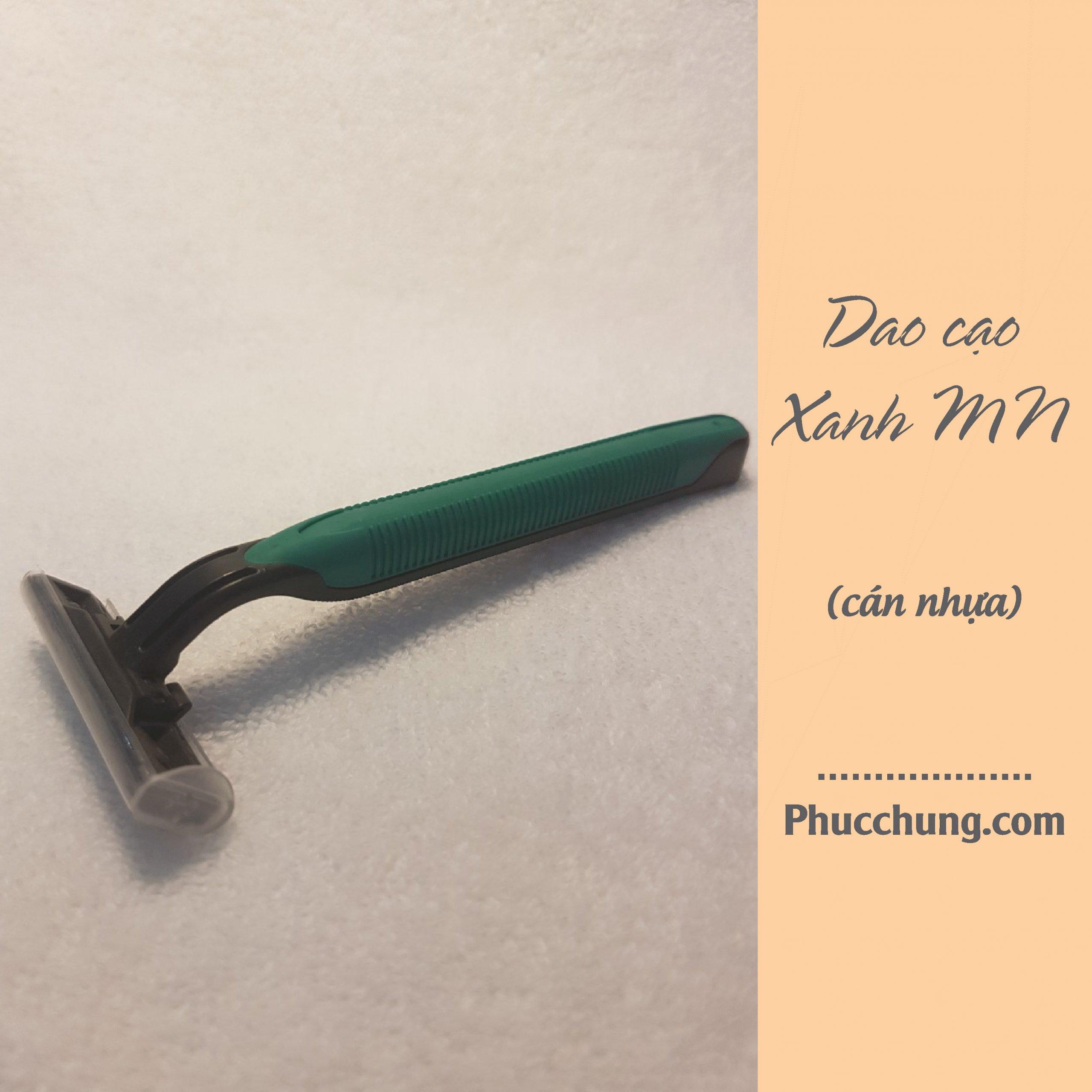 Dao cạo râu cán nhựa 09