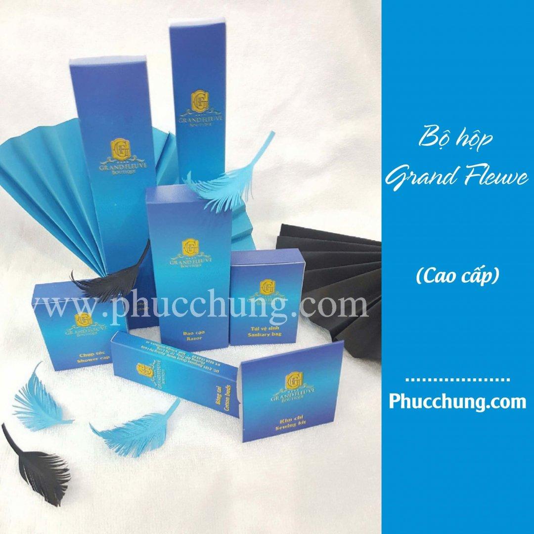 Bộ hộp Grand Fleuve