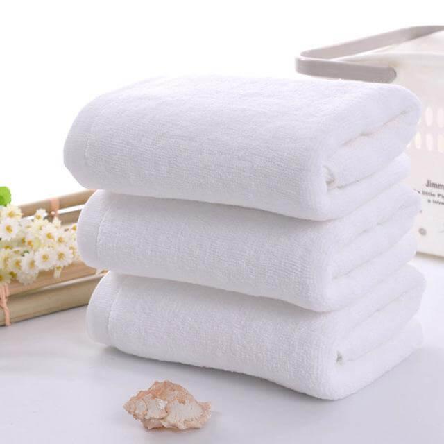 Khăn tắm khách sạn tiêu chuẩn 70×140 500g